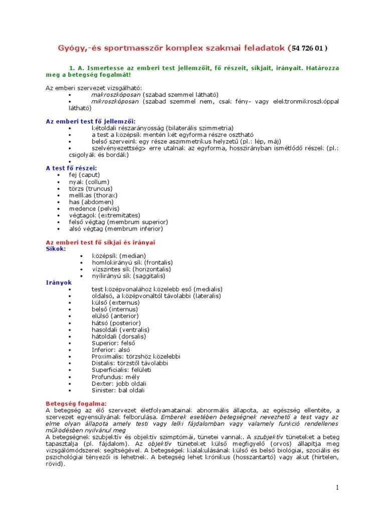 A természetgyógyászat kézikönyve