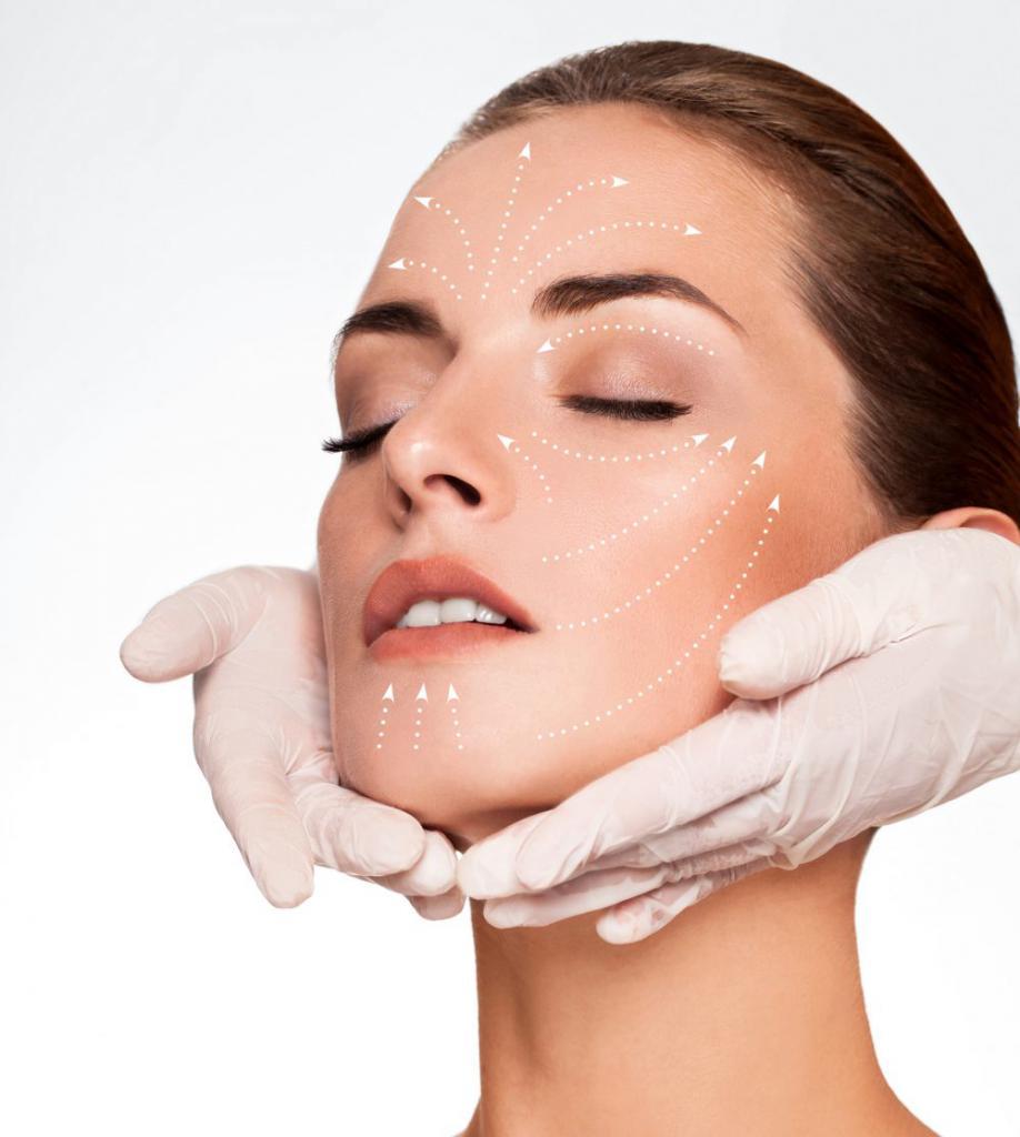 hogyan lehet megszabadulni a vörös foltoktól és az arc pelyhesedésétől)