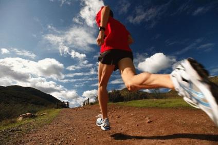 Ezért pirul ki az arcod, amikor futsz
