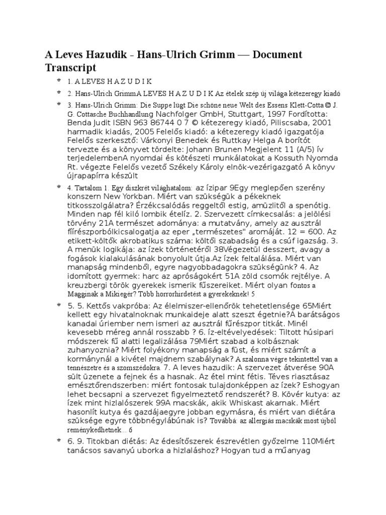 Májtisztító andreas moritz, A férgek legnépszerűbb gyógyszerei