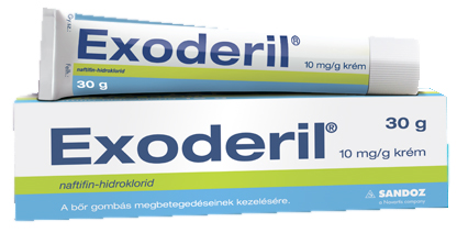 kenőcs pikkelysömörre exoderil c)
