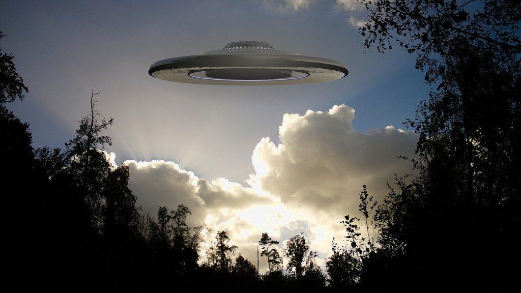 Fény UFO és pikkelysömör