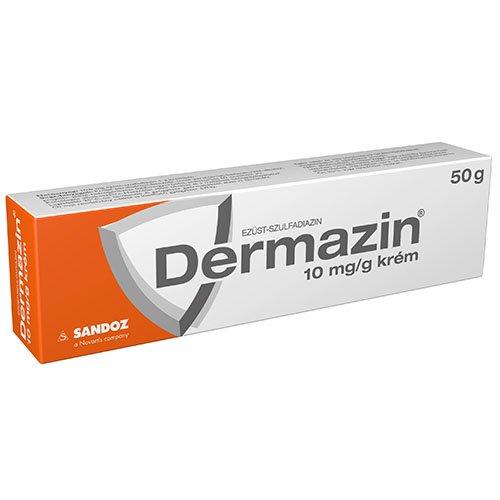 Dermazin 10mg/g krĂŠm 50g