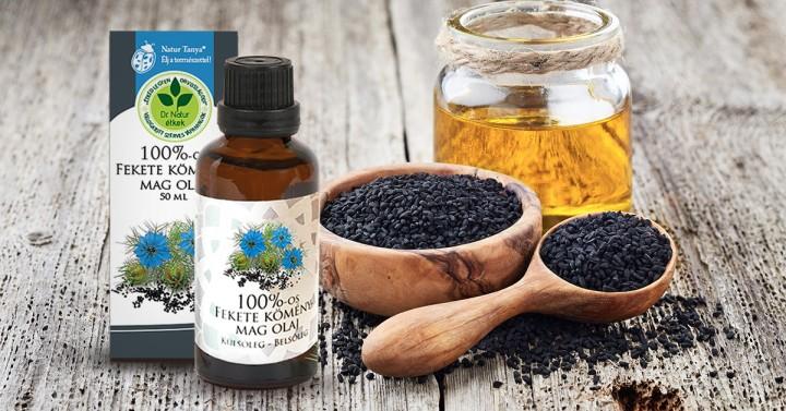 fekete mag olaj pikkelysömör kezelése