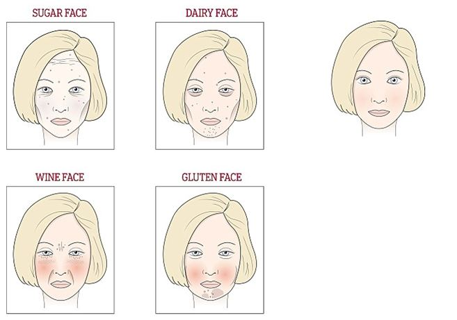 Hogyan kell kezelni a viszkető, vörös foltok az arcon